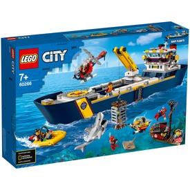 LEGO® City Oceans Óceánkutató hajó 60266