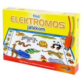 Első elektromos játékom oktatójáték Itt egy ajánlat található, a bővebben gombra kattintva, további információkat talál a termékről.