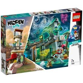 LEGO® Hidden Side Newbury elhagyott börtöne 70435