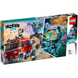 LEGO® Hidden Side Fantom tűzoltóautó 3000 (70436)