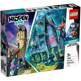 LEGO Hidden Side 70437 Titokzatos kastély