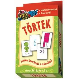 Törtek oktató kártyajáték Itt egy ajánlat található, a bővebben gombra kattintva, további információkat talál a termékről.