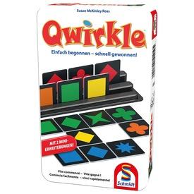 Qwirkle társasjáték fémdobozos kiadás