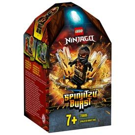 LEGO® Ninjago Spinjitzu Villanás - Cole 70685