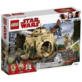 LEGO® Star Wars Yoda kunyhója 75208