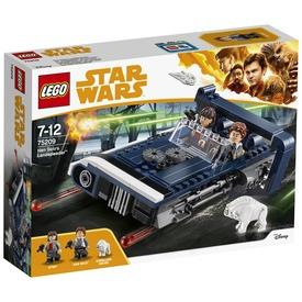 LEGO Star Wars TM 75209 Han Solo terepsiklója™
