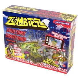 Zombiezz temető játékkészlet Itt egy ajánlat található, a bővebben gombra kattintva, további információkat talál a termékről.