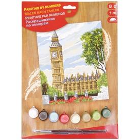 Festhető kép /Big Ben Itt egy ajánlat található, a bővebben gombra kattintva, további információkat talál a termékről.