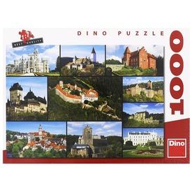 Puzzle 1000 db - Kastélyok Itt egy ajánlat található, a bővebben gombra kattintva, további információkat talál a termékről.