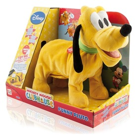 Hangotadó Plútó kutya IMC