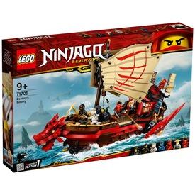 LEGO® Ninjago A Sors Adománya 71705