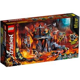 LEGO Ninjago 71717 Utazás a koponyás tömlöcökbe