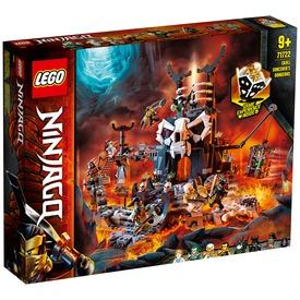 LEGO® Ninjago A koponyavarázsló tömlöcei 71722