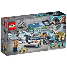 LEGO® Jurassic World™ Dr. Wu laborja: Bébidinoszauruszok szökése 75939