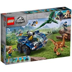 LEGO® Jurassic World™ Gallimimus és Pteranodon kitörése 75940