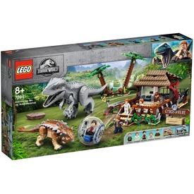 LEGO Jurassic World 75941 Indominus Rex™ az Ankylosaurus? ellen