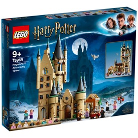 LEGO® Harry Potter™ Roxfort Csillagvizsgáló torony 75969