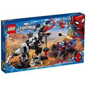 LEGO® Super Heroes Venomosaurus támadás 76151