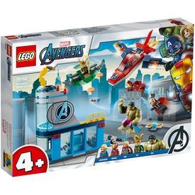 LEGO® Super Heroes Bosszúállók Loki haragja 76152
