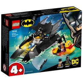 LEGO® Super Heroes Pingvinüldözés a Batboattal! 76158