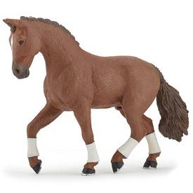 Alezan hannoveri ló