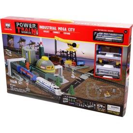 Power Train tehervonat készlet - 670 cm