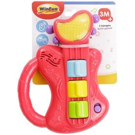 Baby zenélő gitár Itt egy ajánlat található, a bővebben gombra kattintva, további információkat talál a termékről.