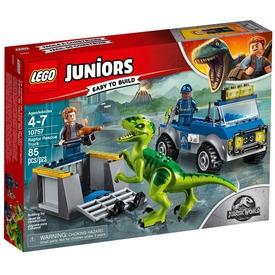 LEGO® Juniors Raptormentő teherautó 10757