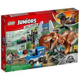 LEGO® Juniors T. Rex kitörés 10758