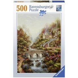 Puzzle 500 db - Arany óra