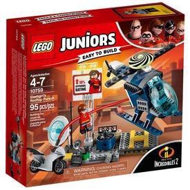 LEGO® Juniors Nyúlányka üldözése a háztetőn 10759