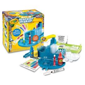 Crayola: filctollgyár - kék Itt egy ajánlat található, a bővebben gombra kattintva, további információkat talál a termékről.