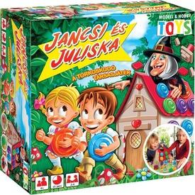 Jancsi és Juliska társasjáték Itt egy ajánlat található, a bővebben gombra kattintva, további információkat talál a termékről.