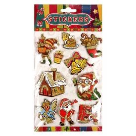 Karácsonyi szivacsos matrica Itt egy ajánlat található, a bővebben gombra kattintva, további információkat talál a termékről.