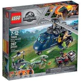 LEGO® Jurassic World Helikopteres üldözés 75928