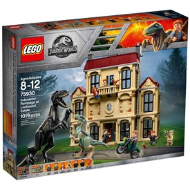 LEGO® Jurassic World Indoraptor a birtokon 75930