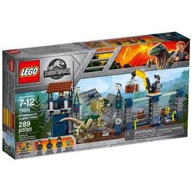 LEGO® Jurassic World Dilophosaurus támadás 75931