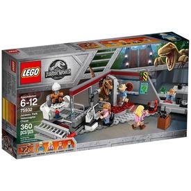 LEGO® Jurassic World Velociraptor üldözés 75932