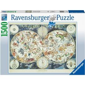 Puzzle 1500 db - Állatövi jegyek