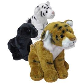 Tigris plüssfigura - 15 cm, többféle