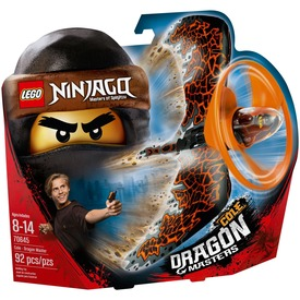 LEGO® Ninjago Cole sárkánymester 70645