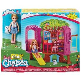 Barbie Chelsea lombkorona háza készlet