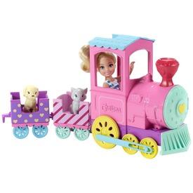 Barbie Chelsea baba vonattal