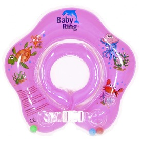 Baby Ring Middle úszókarika pink 3-36 hónap (6-36kg)