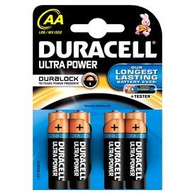 Duracell Ultra AA ceruzaelem 4 darabos készlet Itt egy ajánlat található, a bővebben gombra kattintva, további információkat talál a termékről.