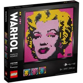 LEGO® Zebra 2020 Andy Warhols Marilyn Monroe 31197