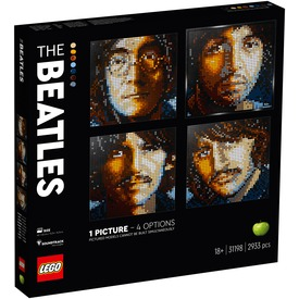 LEGO® Zebra 2020 The Beatles 31198