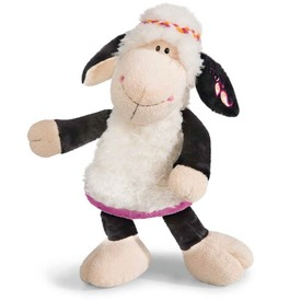 Malou bárány lógó plüssfigura - 25 cm