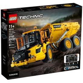LEGO® Technic 6x6-os Volvo csuklós szállítójármű 42114