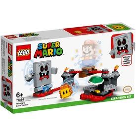 LEGO® Super Mario™ Whomp lávagalibája kiegészítő szett 71364